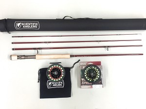 Scientific Anglers 8wt Outfit w/Extra Spool and Floating and Sinking Lines