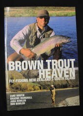Brown Trout Heaven by Zane Mirfin (Autographed)