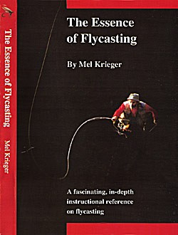 The Essence Of Flycasting - By Mel Krieger (DVD)