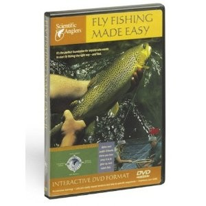 Scientific Anglers - Fly Fishing Made Easy (DVD)