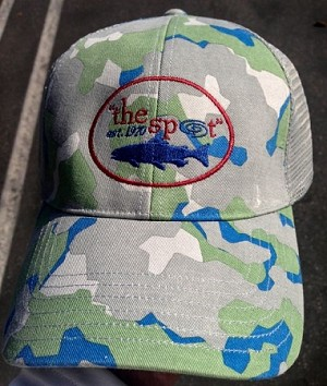 The Spot Logo Cap
