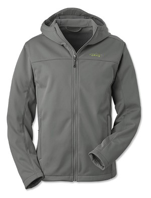 Orvis Swing Softshell Hooded Jacket