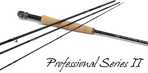 TFO Lefty Kreh Professional Series II Fly Rod