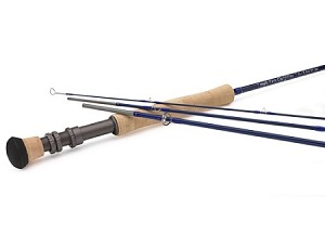 TFO Lefty Kreh TiCr X Fly Rod